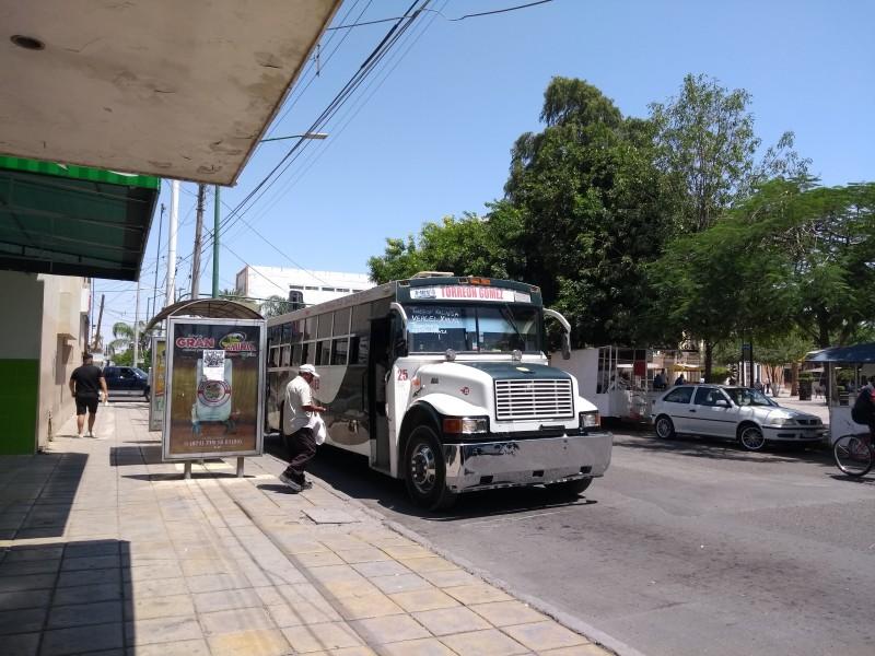 Transportistas rechazan proyecto de modernización