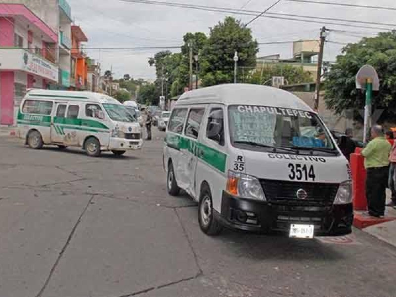 Transportistas se sumarán a tareas de vigilancia