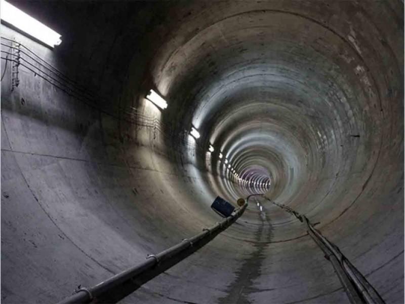 Tras 11 años, opera el Túnel Emisor Oriente