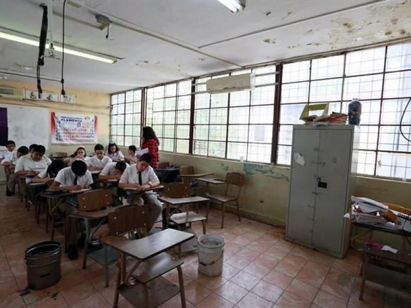 Tras 19S, 2,683 escuelas siguen sin reparación