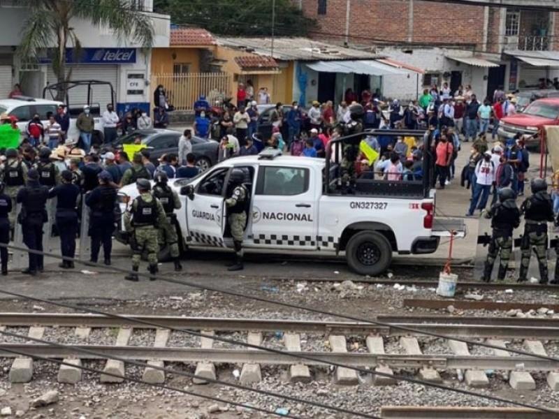 Tras 60 días, levantan bloqueo de vías férreas en Chihuahua