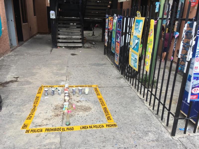 Tras asesinato en Miravalle vecinos  piden seguridad