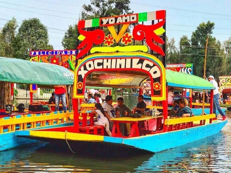 Tras cinco meses de cierre, reabren embarcaderos de Xochimilco