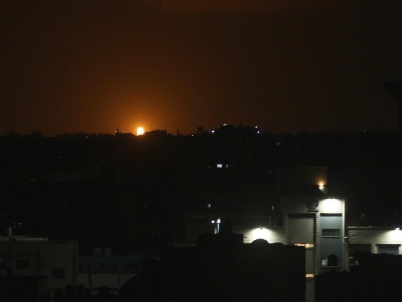 Tras descubrir un túnel, Israel bombardea la Franja de Gaza
