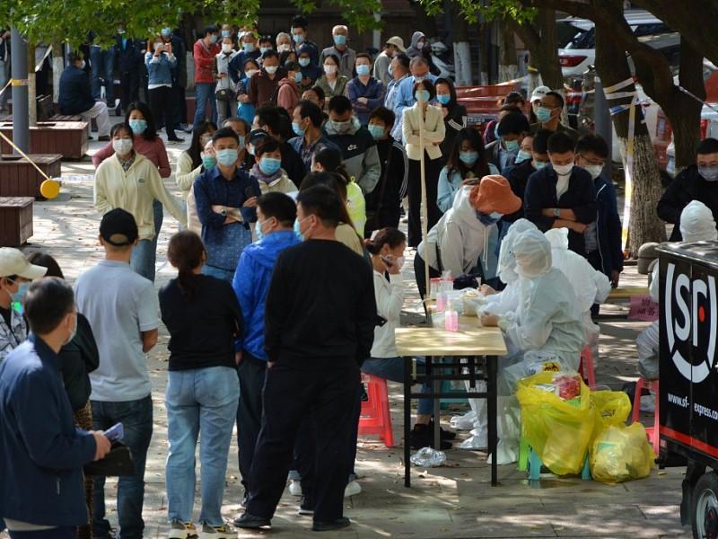 Tras detectar casos Covid-19, China aplicará 9 millones de pruebas