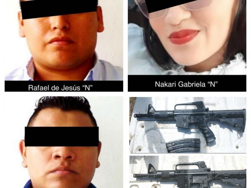 Tras enfrentar a policías, detienen a tesorero de José Azueta