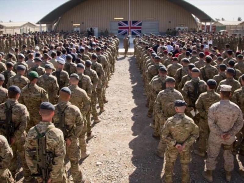 Tras eventos violentos, Reino Unido aumentará presencia militar en Afganistán