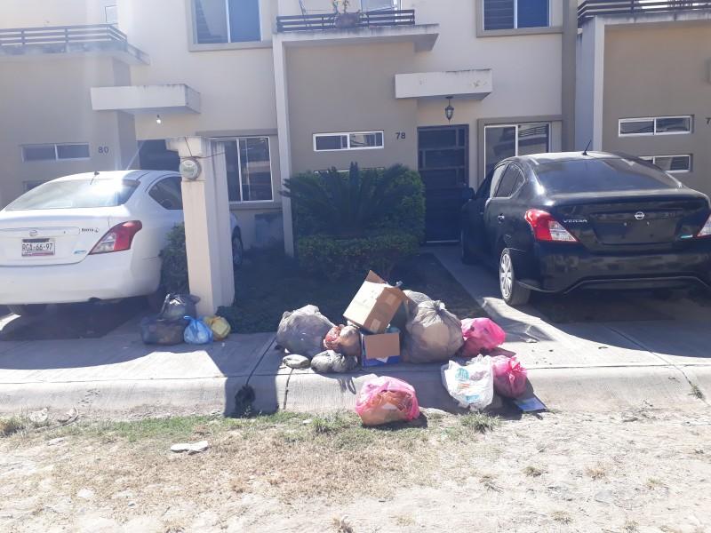 Tras falla logra reactivarse servicio de recolección en Montecarlo