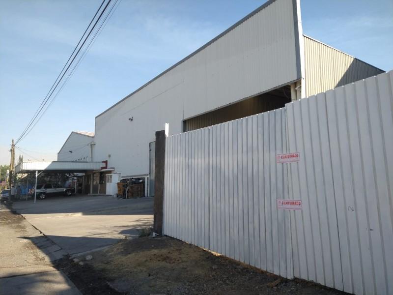 Tras incendio, clausuran fábrica de tinacos en ciudad industrial