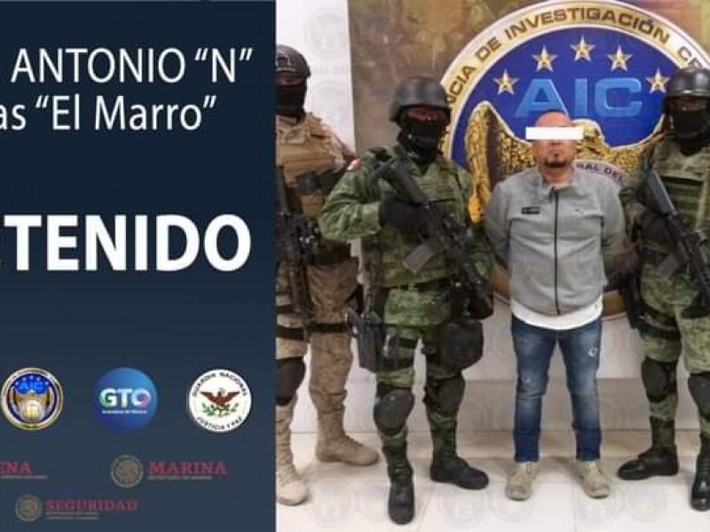 Tras meses de terror en Guanajuato, cayó