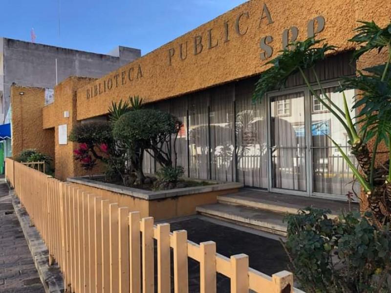 Tras pandemia, reabrirá sus puertas la biblioteca Pública de Zamora