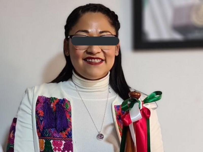 Trasciende captura de alcaldesa de Nochixtlán por caso Uruchurtu