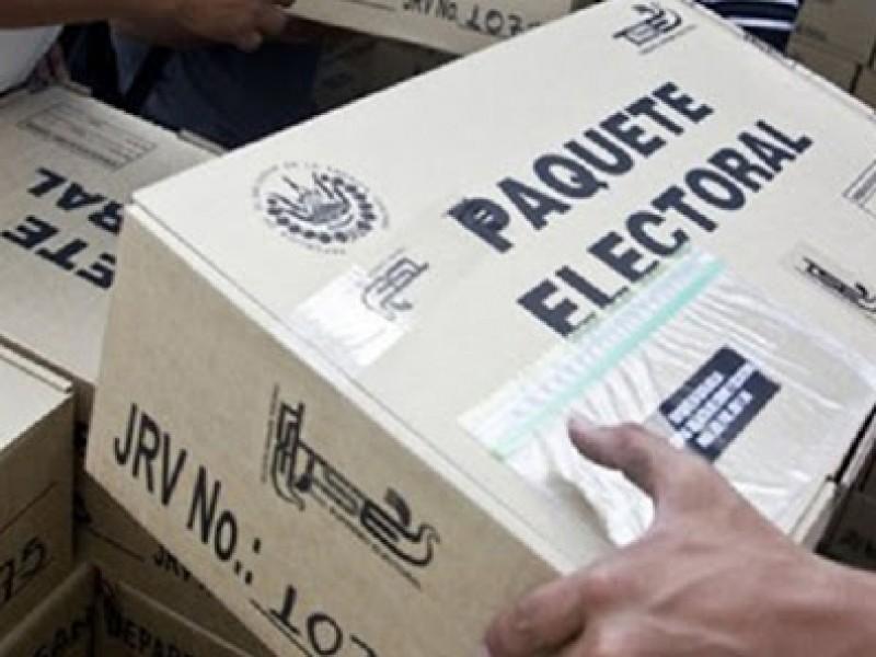 Trasciende robo de paquetes electorales en Coatzacoalcos