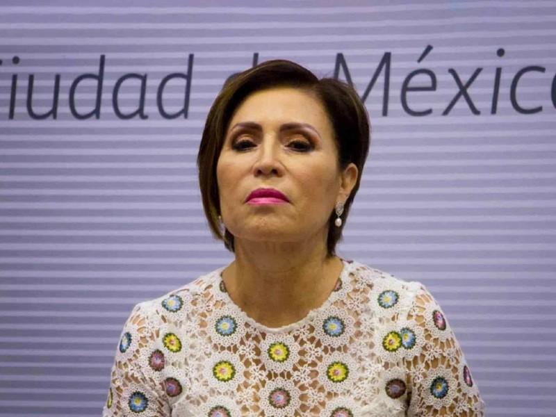 Trasladan a Rosario Robles a reclusorio Sur para audiencia