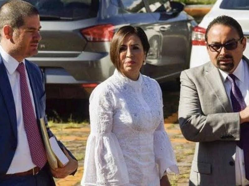 Trasladan a Rosario Robles por coronavirus