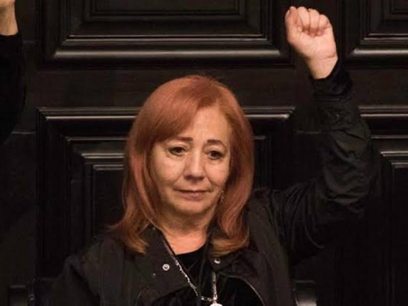 Tratan de evitar que Rosario Piedra tome protesta