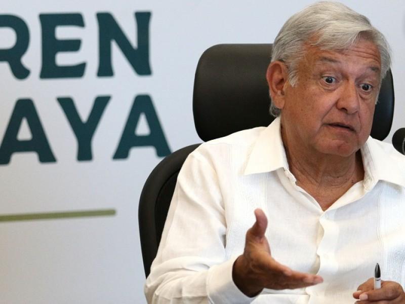 Tren maya es necesario: AMLO