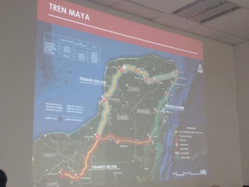 Tren Maya la salvación de constructores en crisis