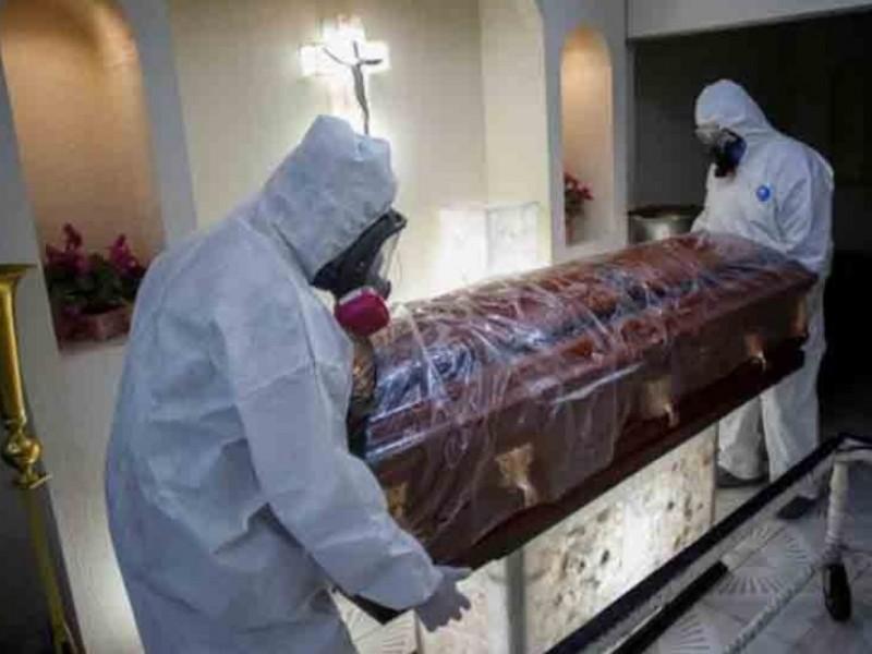 Tres defunciones por Covid reporta sector salud en últimas horas