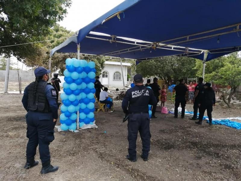 Tres detenidos en el primer día de operativo en Juchitán