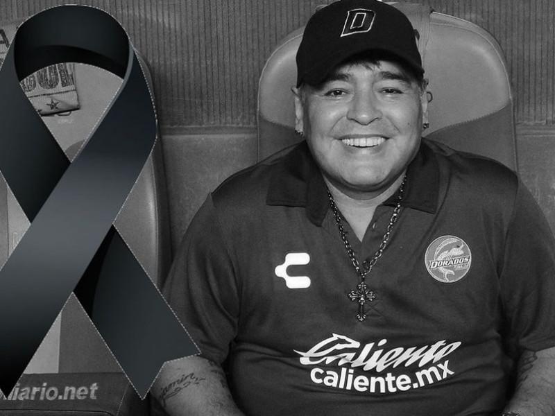 Tres días de luto en Argentina por Maradona