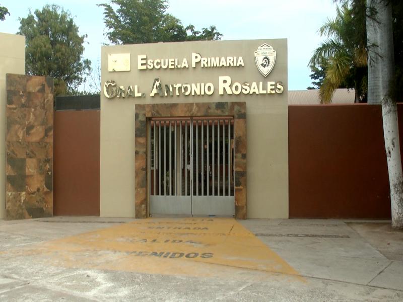Tres escuelas de Ahome resultan víctimas de robo