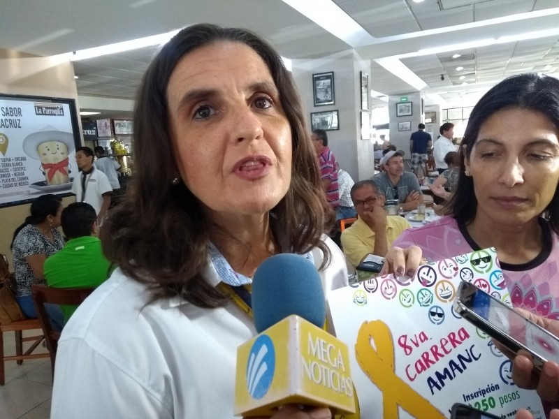 Tres muertes de niños por cáncer en Veracruz