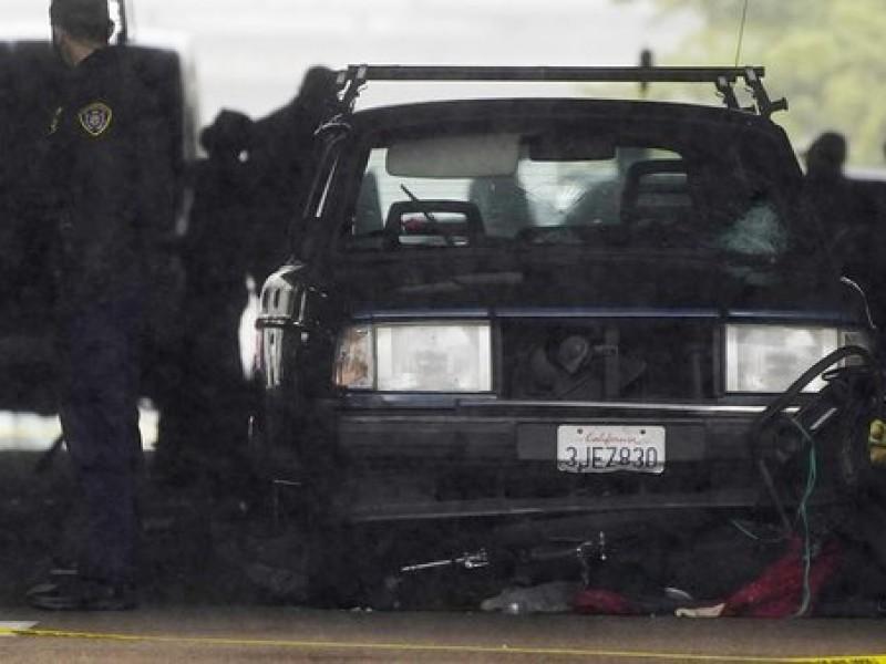 Tres muertos tras atropellamiento masivo en San Diego, California