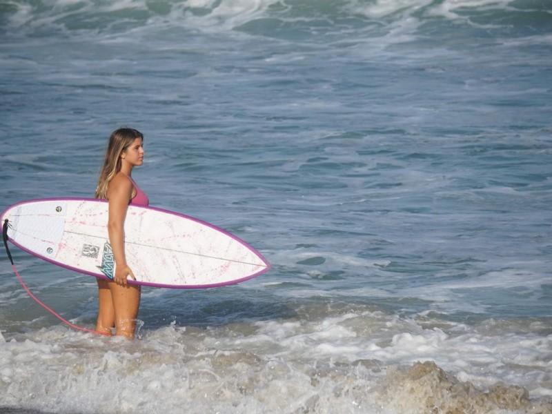 Tres oaxaqueños surfistas buscarán llegar a Juegos Olímpicos de Tokio