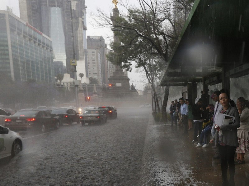 Se prevén tormentas en 25 estados