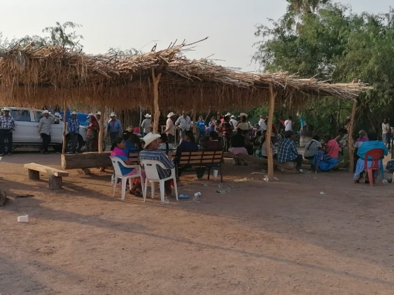 Tribu yaqui inicia mesas de trabajo en Vícam switch