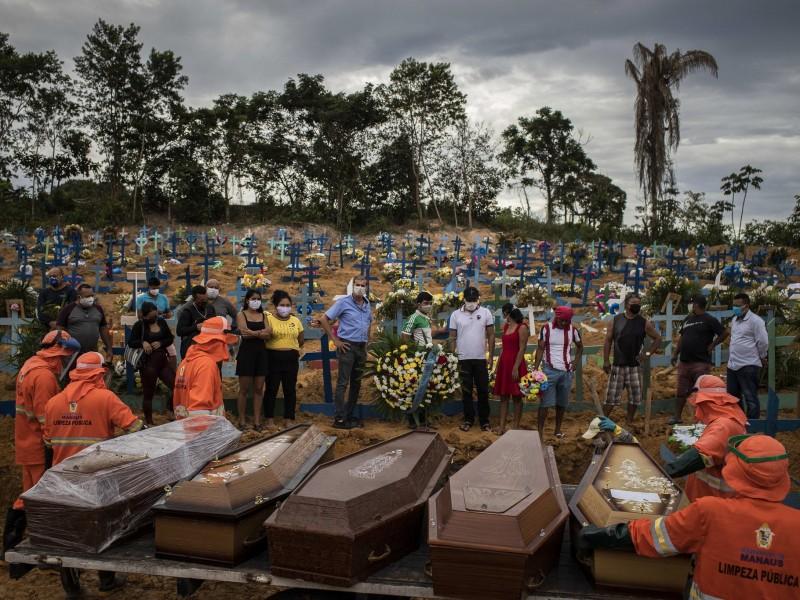 Tribunal de Brasil autoriza investigación por colapso sanitario en Manaos