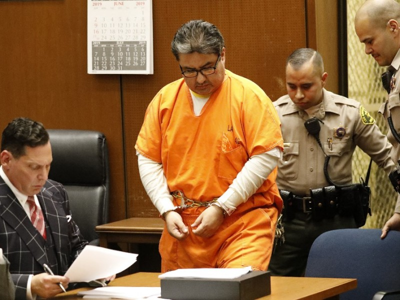 Tribunal de California desestima caso de Naasón Joaquín
