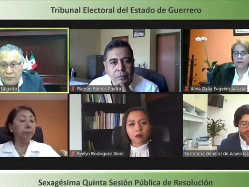 Tribunal desecha impugnación del PRI-PRD; Evelyn Salgado ratificada gobernadora electa