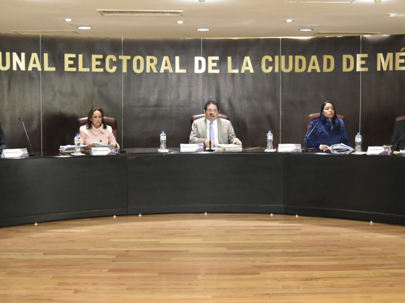Tribunal electoral local descarta infracciones