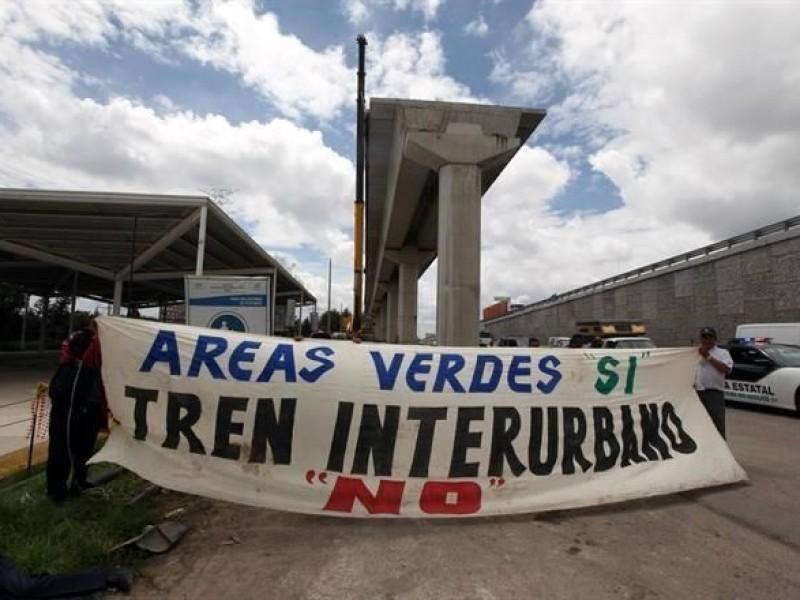 Tribunal suspende terminación del Tren Interurbano México-Toluca