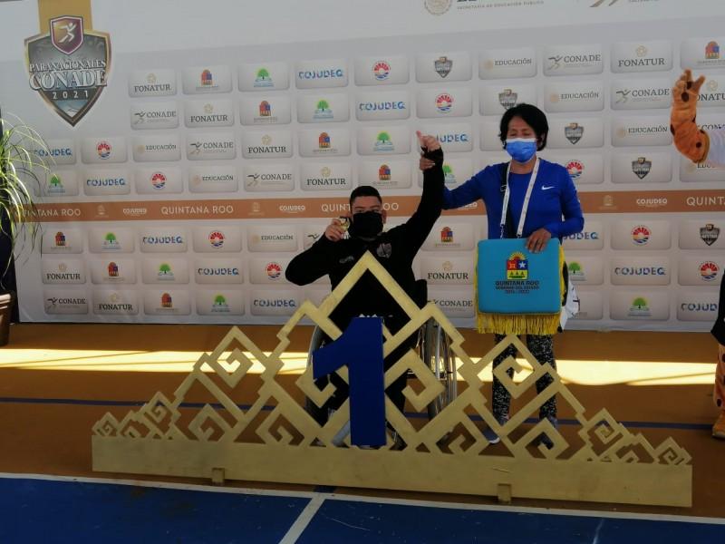 Triple Oro para Zacatecas