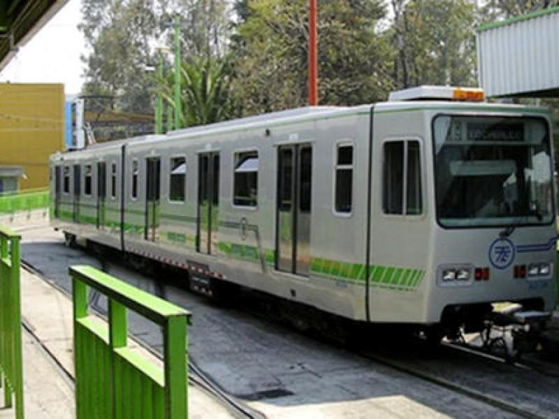 Trolebús y Tren Ligero operan con normalidad
