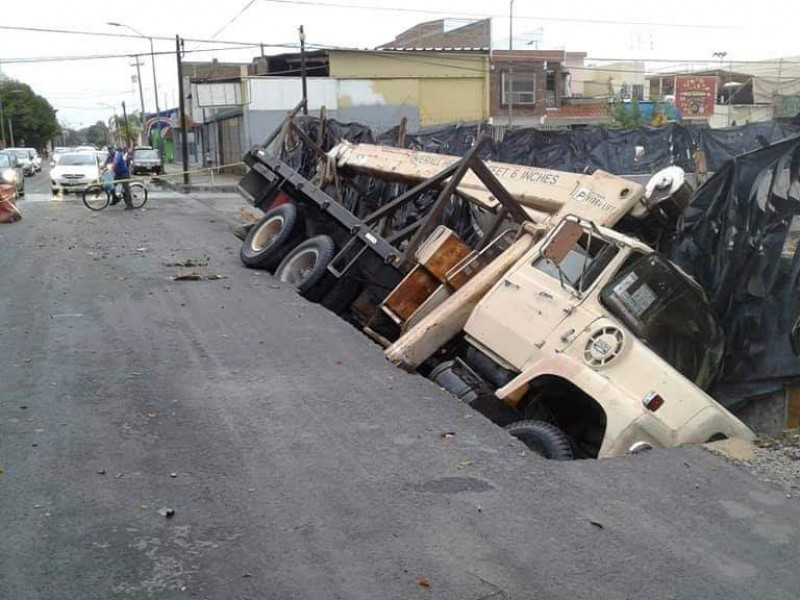 Tromba del domingo deja estragos en Torreón