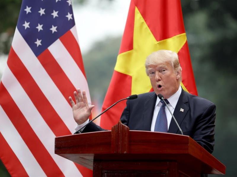 Trump condena Acuerdo de París en cumbre del G20