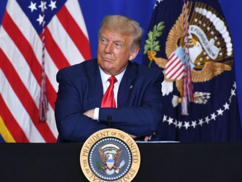 """Trump en el ojo del huracán;pide """"votar dos veces"""