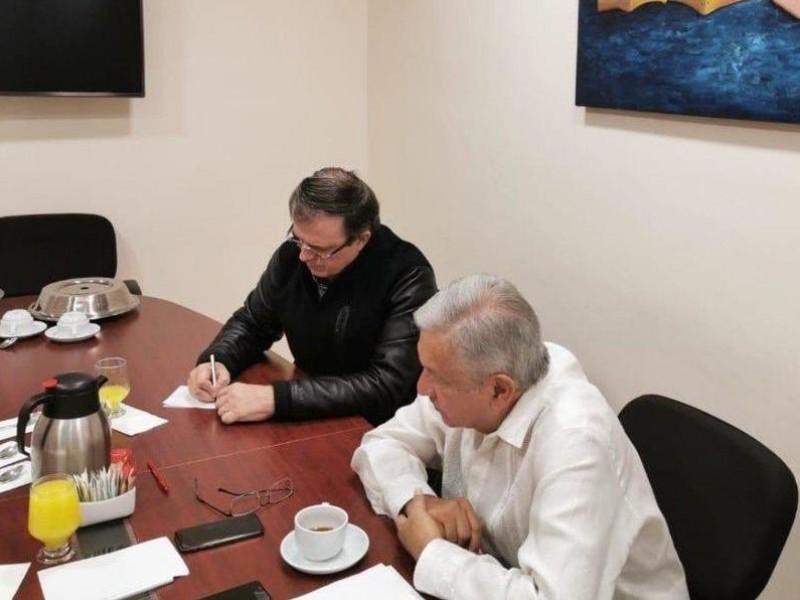 Trump expresa solidaridad a AMLO por caso Culiacan