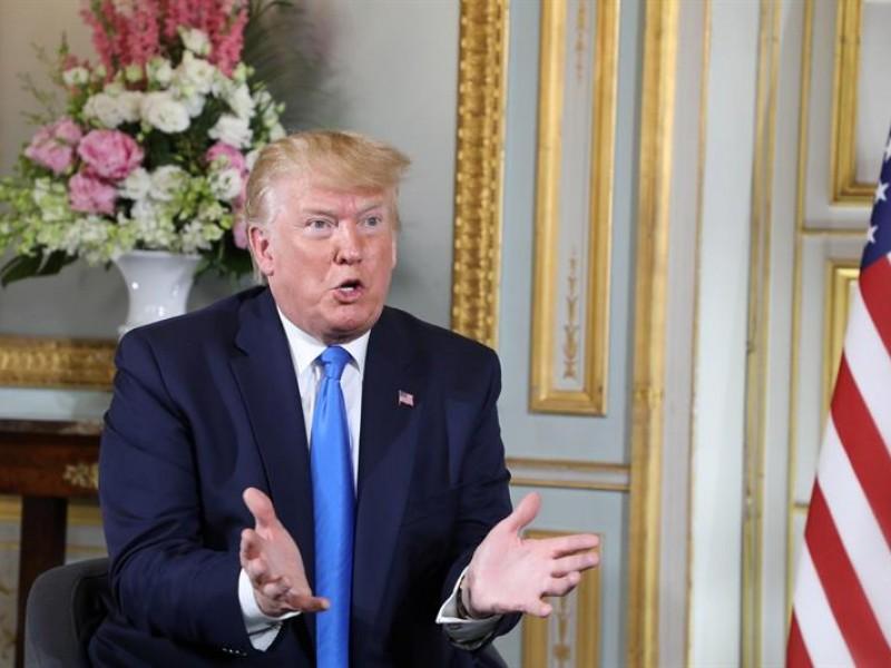 Trump firmará hoy declaración para imponer aranceles