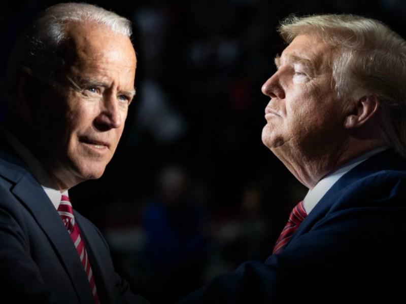 """""""¡DETENGAN EL CONTEO!"""", exige Trump ante ventaja de Biden"""