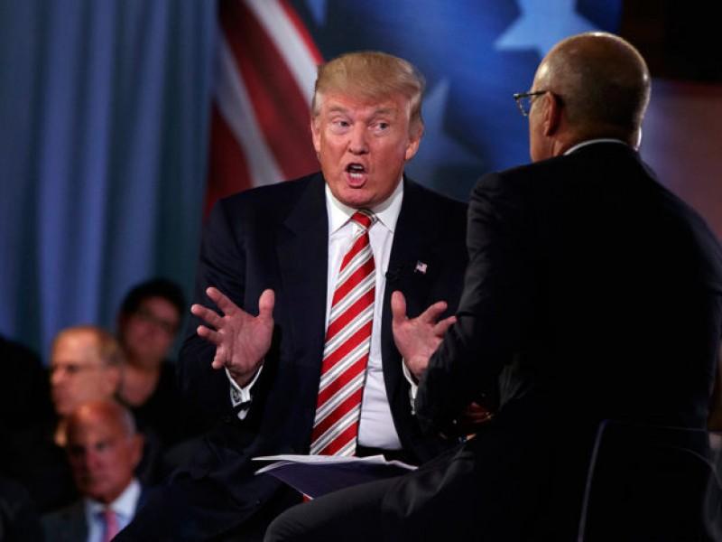 Trump llama 'animales' a migrantes; México presentará queja