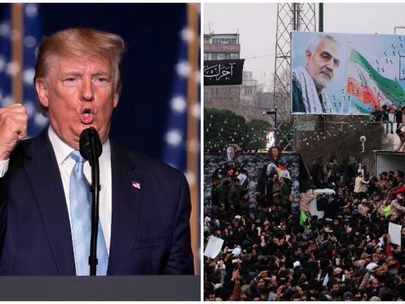 Trump pica el avispero; aumenta la tensión