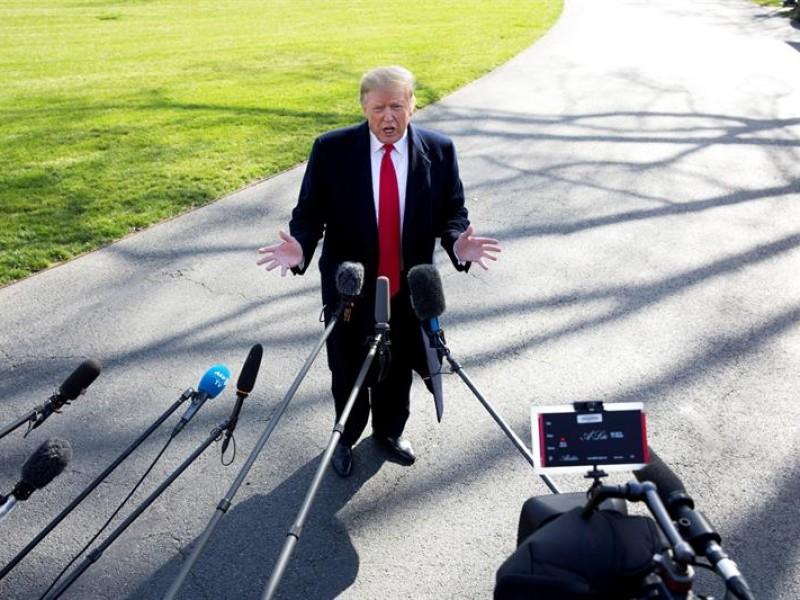 Trump podría cerrar