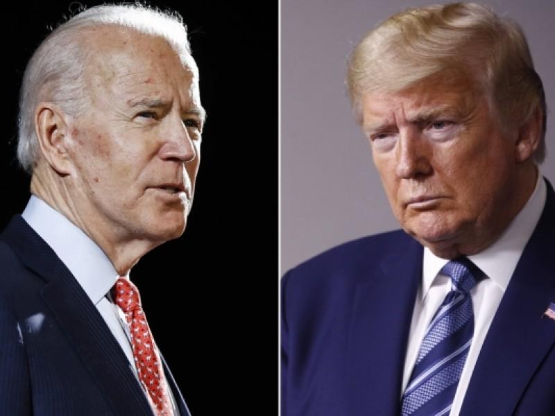 Trump podría robarse la elección, advierte Joe Biden