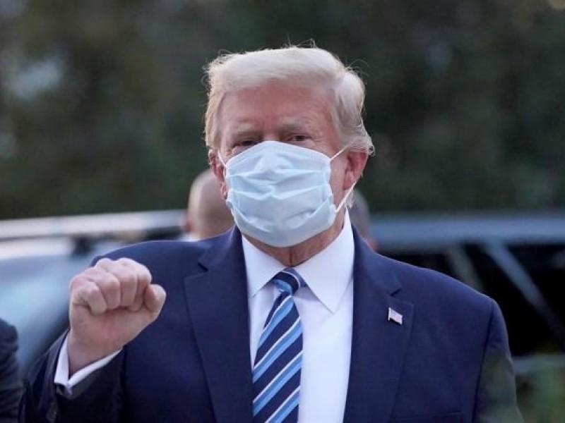 Trump reaparecerá en un evento público la próxima semana