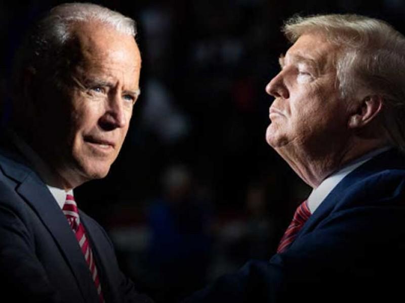 Trump recrimina a Biden política migratoria